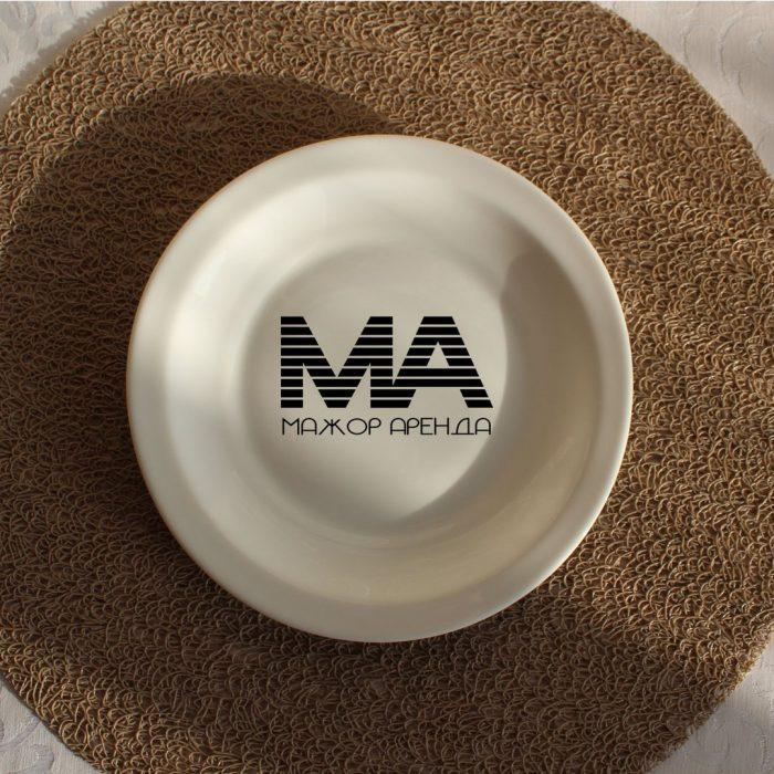 Тарелка закусочная 19,5 см