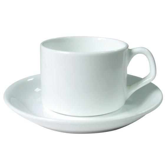 Чайная пара (чашка + блюдце)