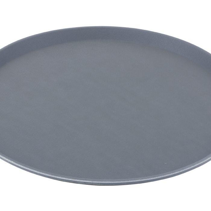 Поднос для официантов круглый  40 см.