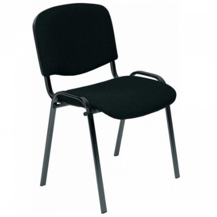 Стул ISO (ИСО) черного цвета